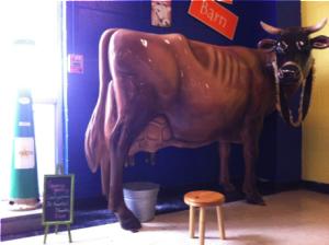 Cow-Statue