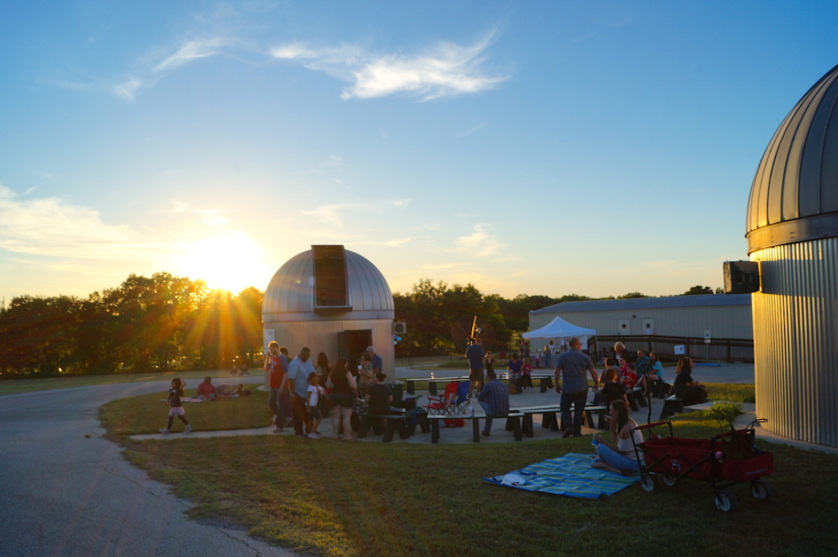 A Night Under The Stars May 2017